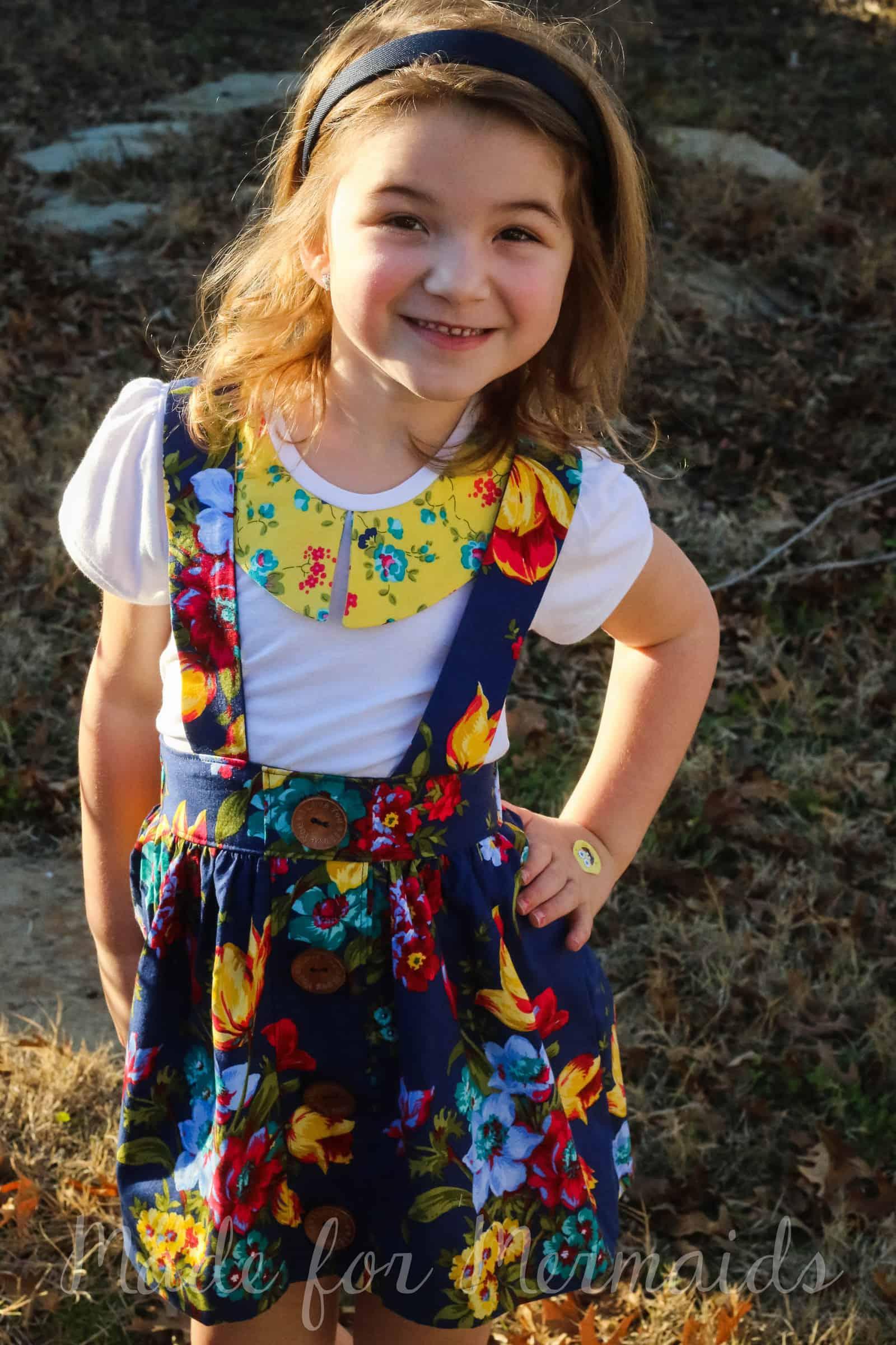 Samantha Suspender Skirt ⋆ Made For Mermaids
