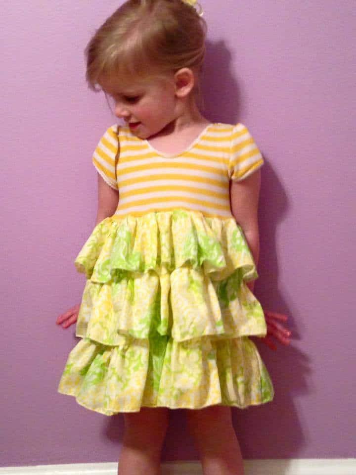 Emma Knit Dress and Tunic