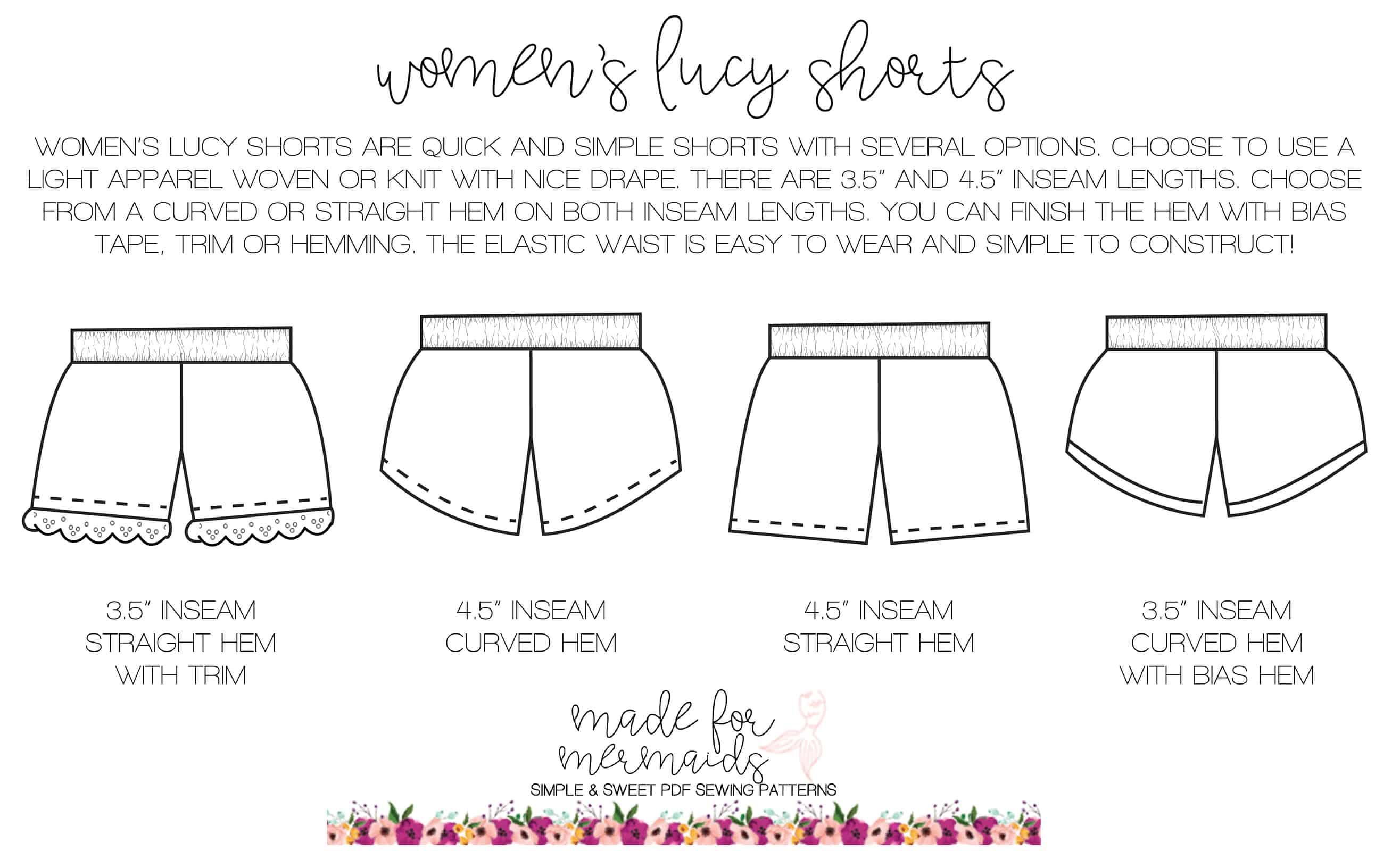 Women\'s Lucy Shorts