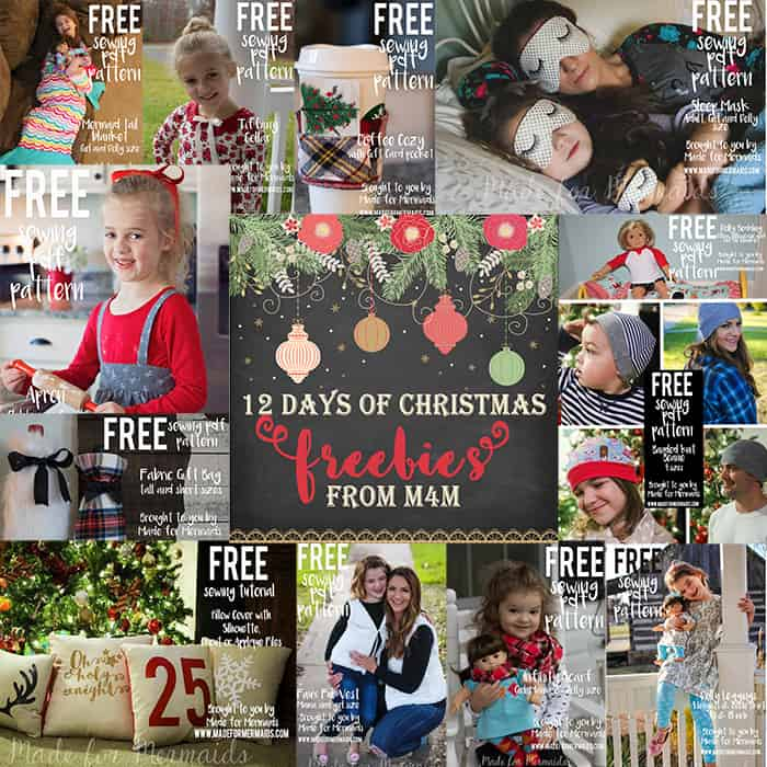 12 Days of Christmas Freebies 2015 Round Up