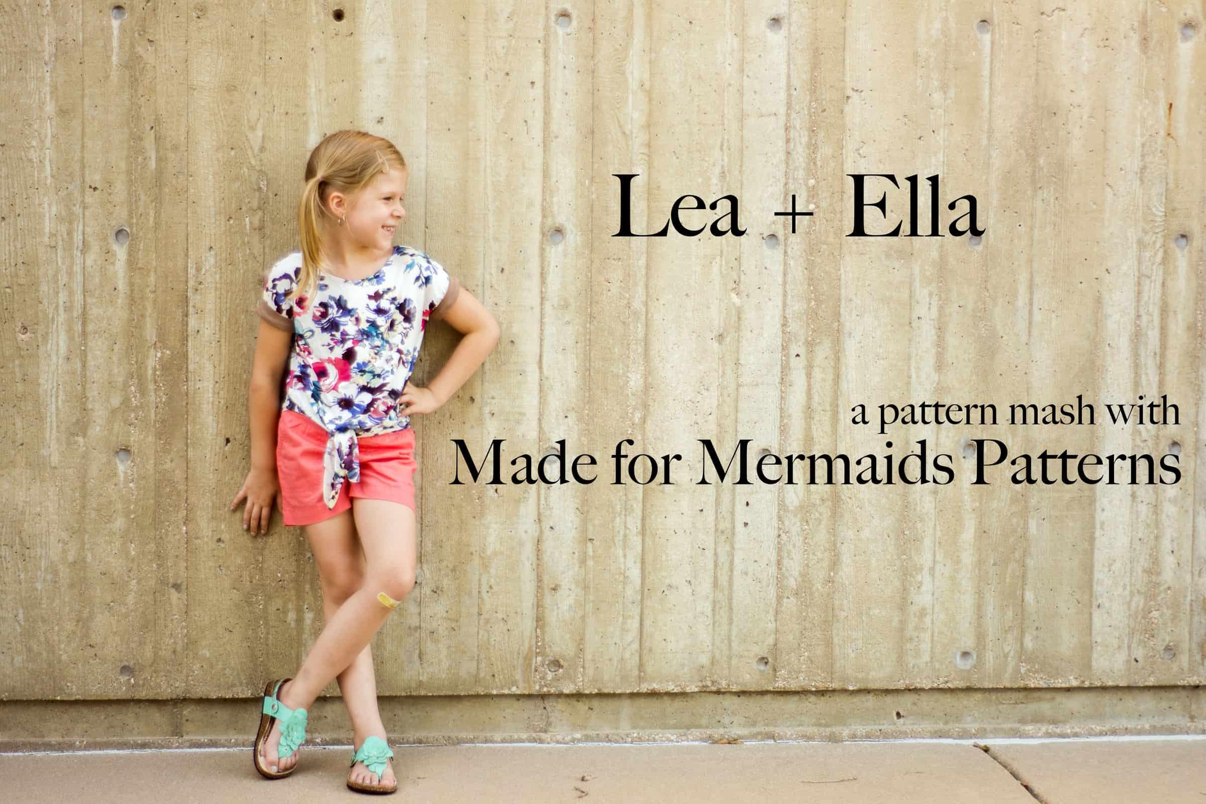Lea + Ella Mash