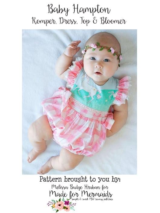 7abbd60268e Baby Hampton Romper ...