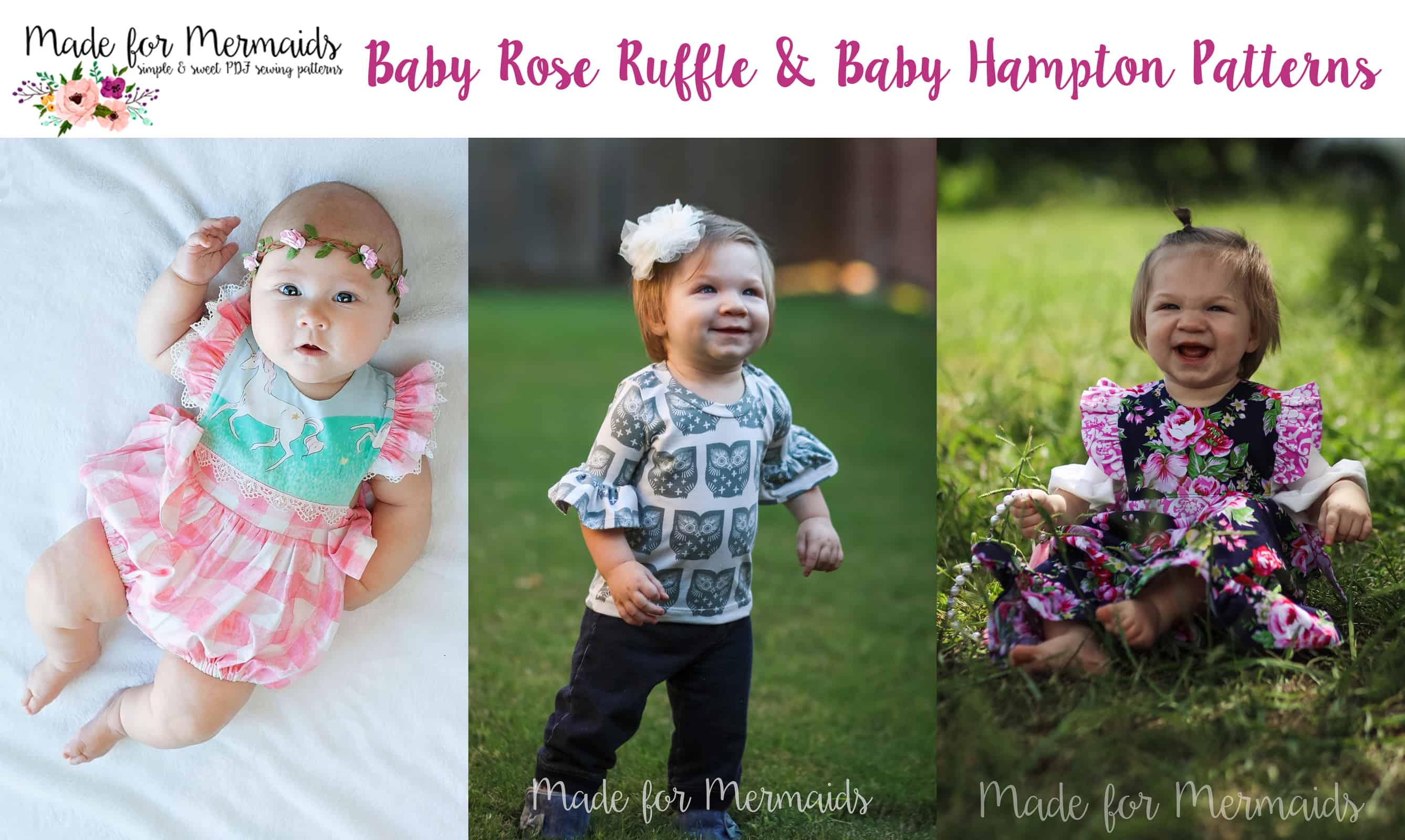 Baby Rose & Baby Hampton Round Up