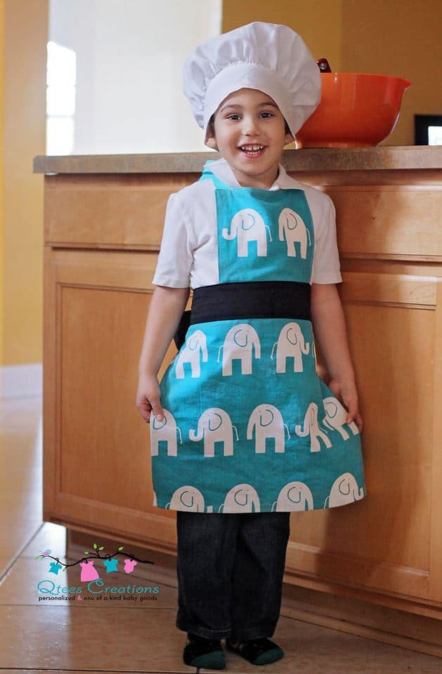 Free Annie Apron For Kids 3 Sizes Plus 6 Svg Png Files