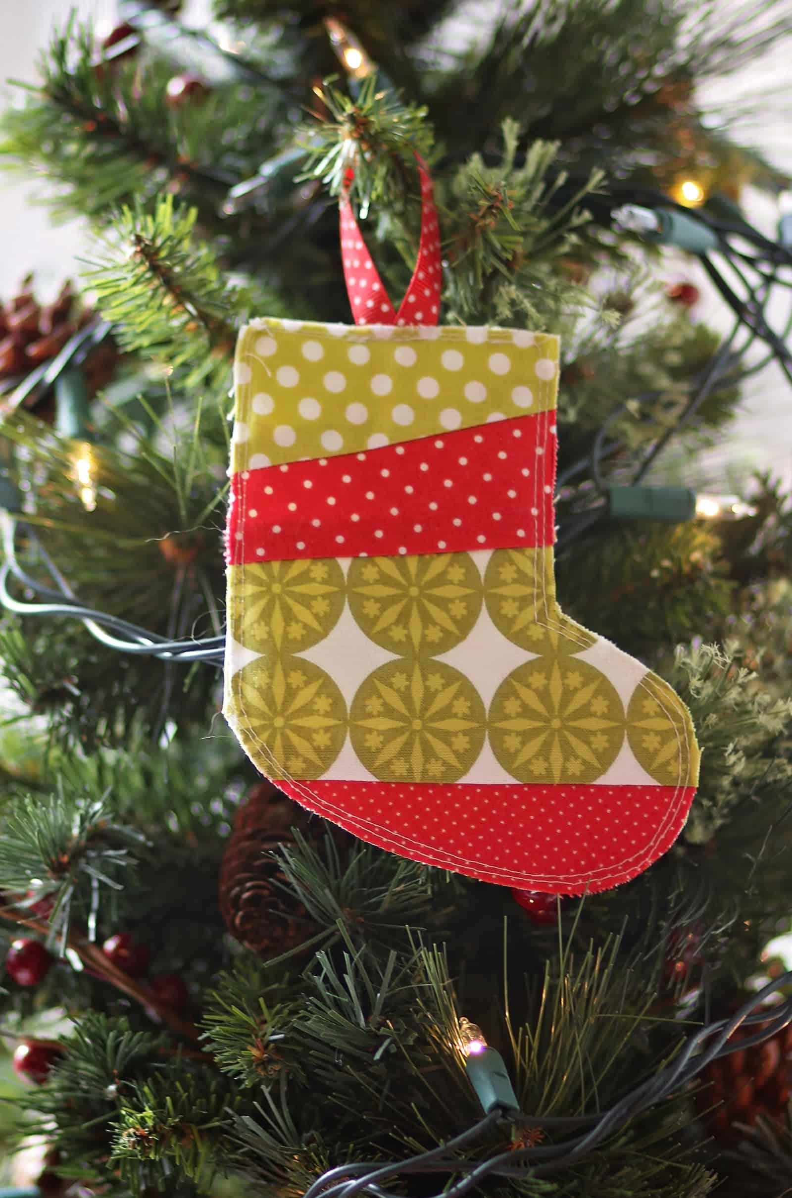 Christmas tree stocking, candace kroslak naked mile