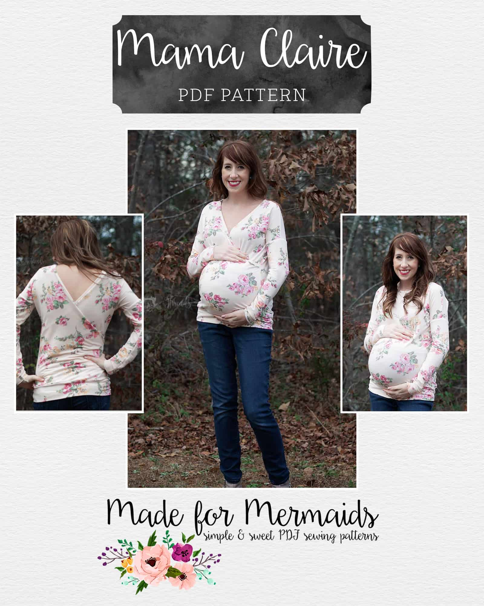 Mama Claire Maternity Hack