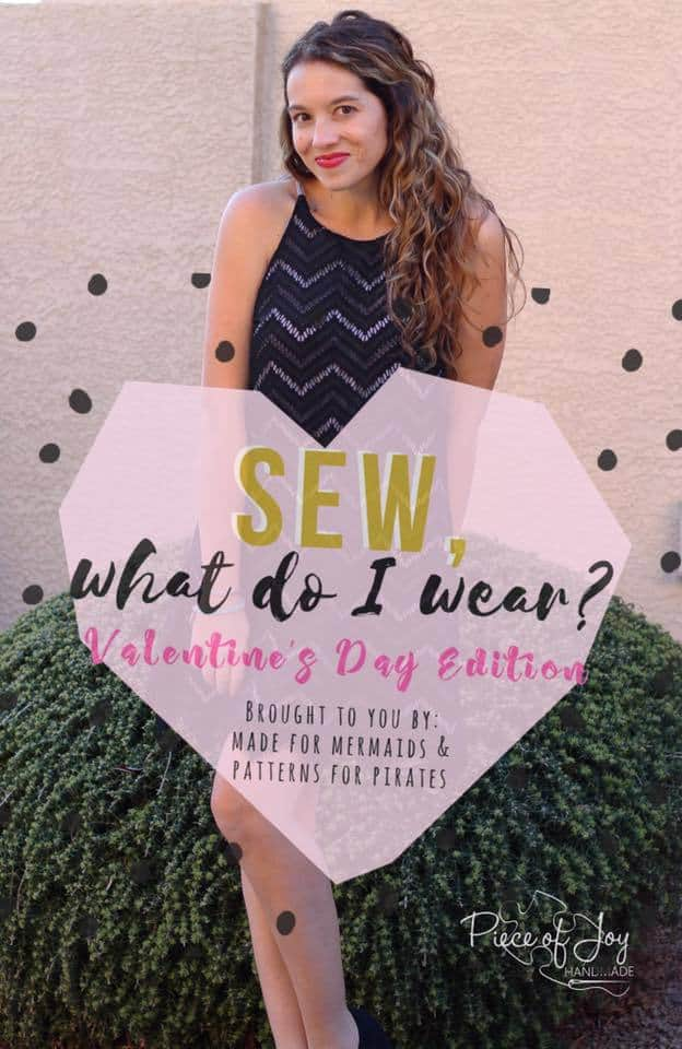 Sew, What Do I Wear? Valentine's Day Edition- Day 3