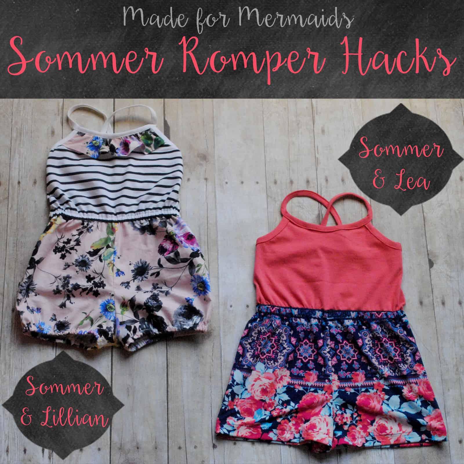 Sommer Romper Hacks