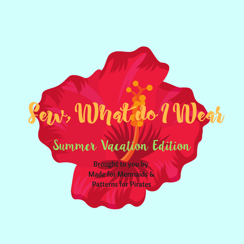 Sew What Do I Wear? – Vacation Edition Round Up