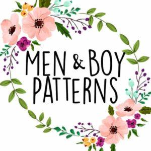 Men & Boy Patterns