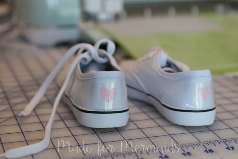 How To Add Htv To Shoes Sew With Cricut Blog Tour