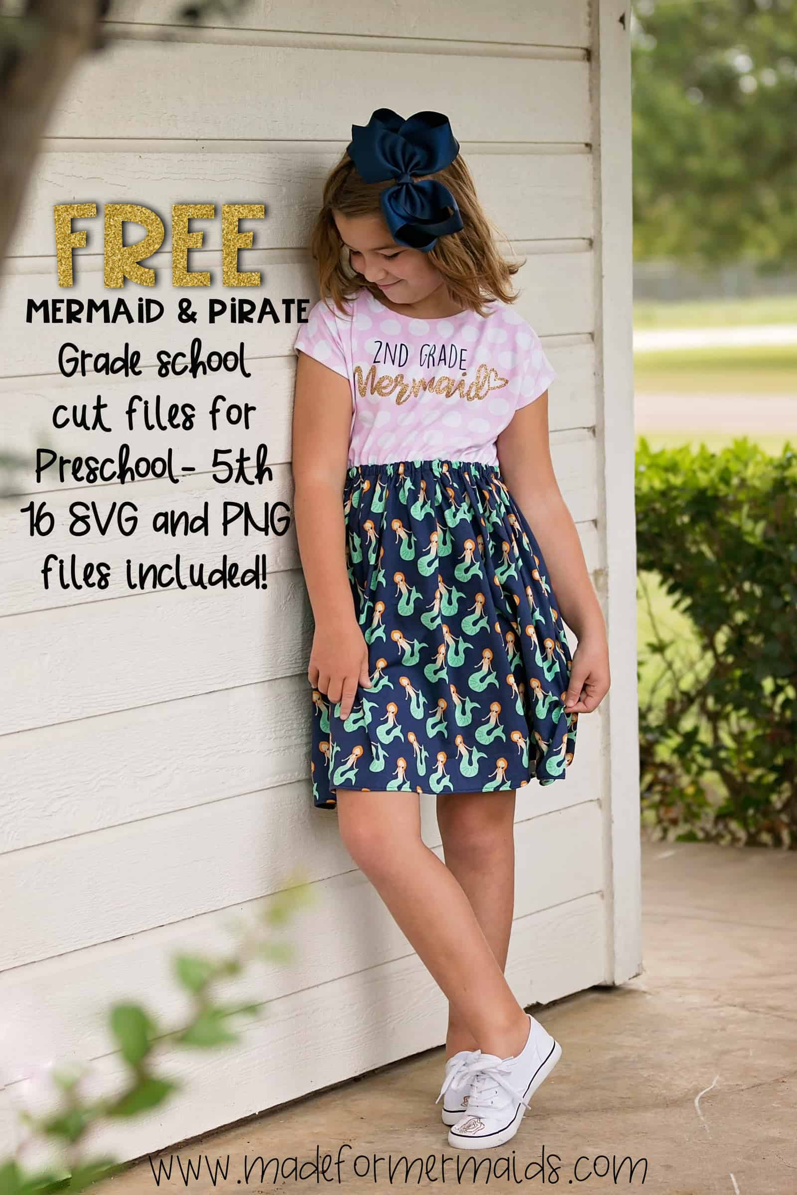 Back to School FREE Cut Files!