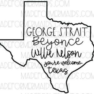 Texas Cut Files