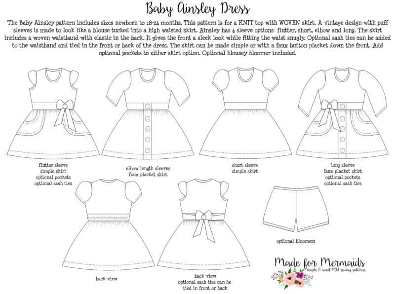 Ainsley Pattern Round-Up