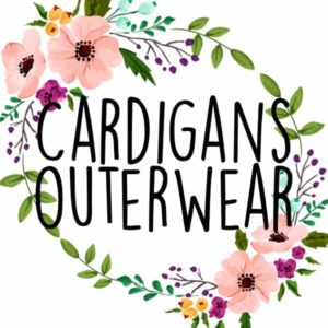 Cardigans & Outerwear
