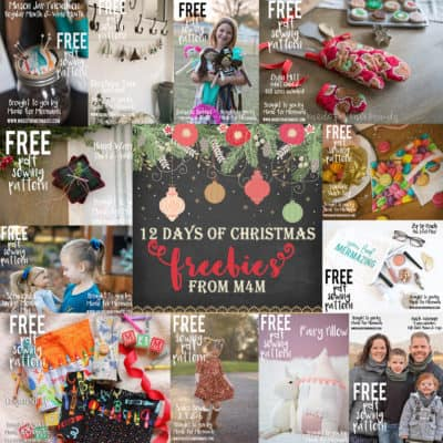 12 Days of Christmas Freebies 2017 Round Up