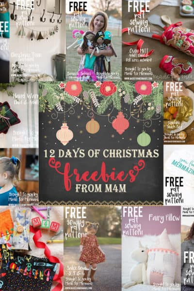 12 Days of Christmas Freebies 2017 Round Up