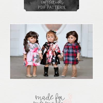 Winter Dreamy Dolly Collection Round Up