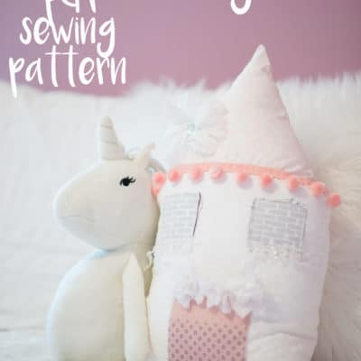 Fairy Pillow Pattern