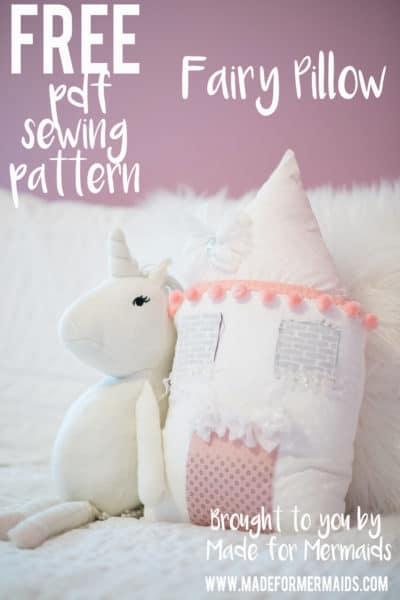 Fairy Pillow Pattern