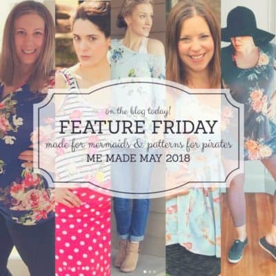 Me Made May – Feature Friday
