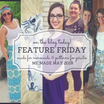 Me Made May – Feature Friday 2