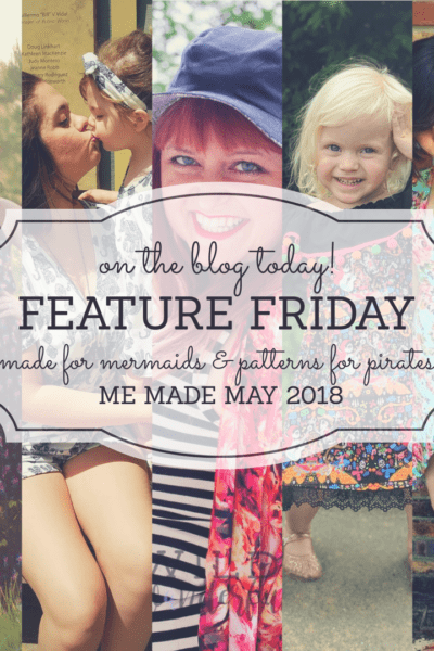 Me Made May- Feature Friday 3