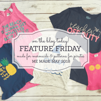 Me Made May – Feature Friday 4