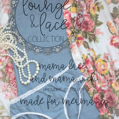 Lounge & Lace Collection: Mama Bree & Mama Vicki Release