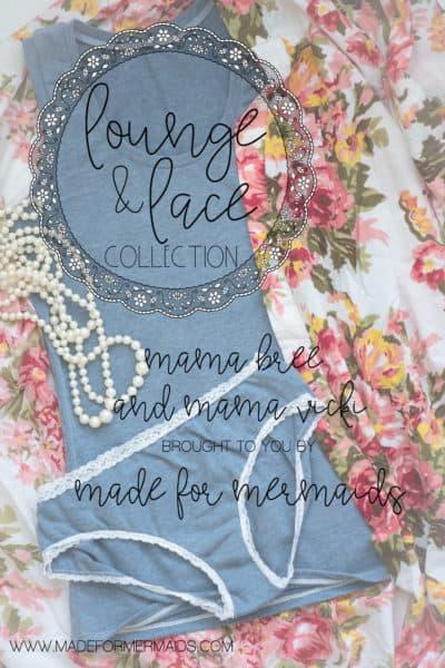 Lounge & Lace Collection: Mama Bree & Mama Vicki Release
