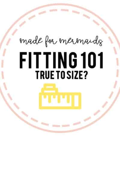 Fitting 101: True To Size, Ease & Intended Fit
