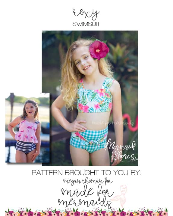 58d891b38f467 Mermaid Shores Collection- Roxy Swimsuit
