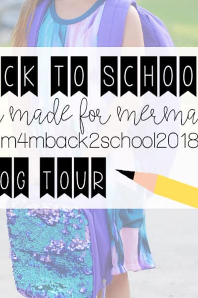 Back to School 2018: Blog Tour Day 2