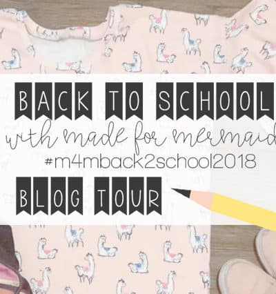 Back to School 2018: Blog Tour Day 4
