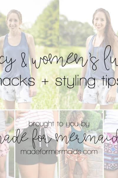Lucy Hacks + Styling Tips