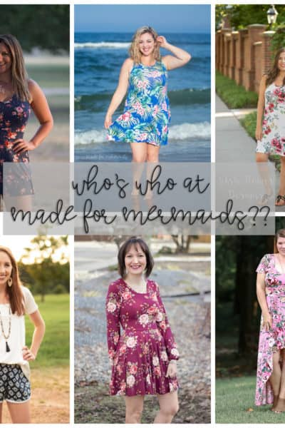Who's Who at Made for Mermaids??