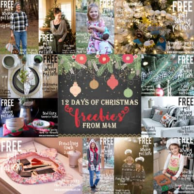 12 Days of Christmas Freebies 2018 Round Up