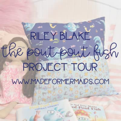 Riley Blake The Pout-Pout Fish Project Tour