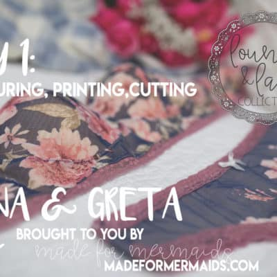 Sew Yourself Some Love 2: Day 1 – Measuring, Printing, & Cutting