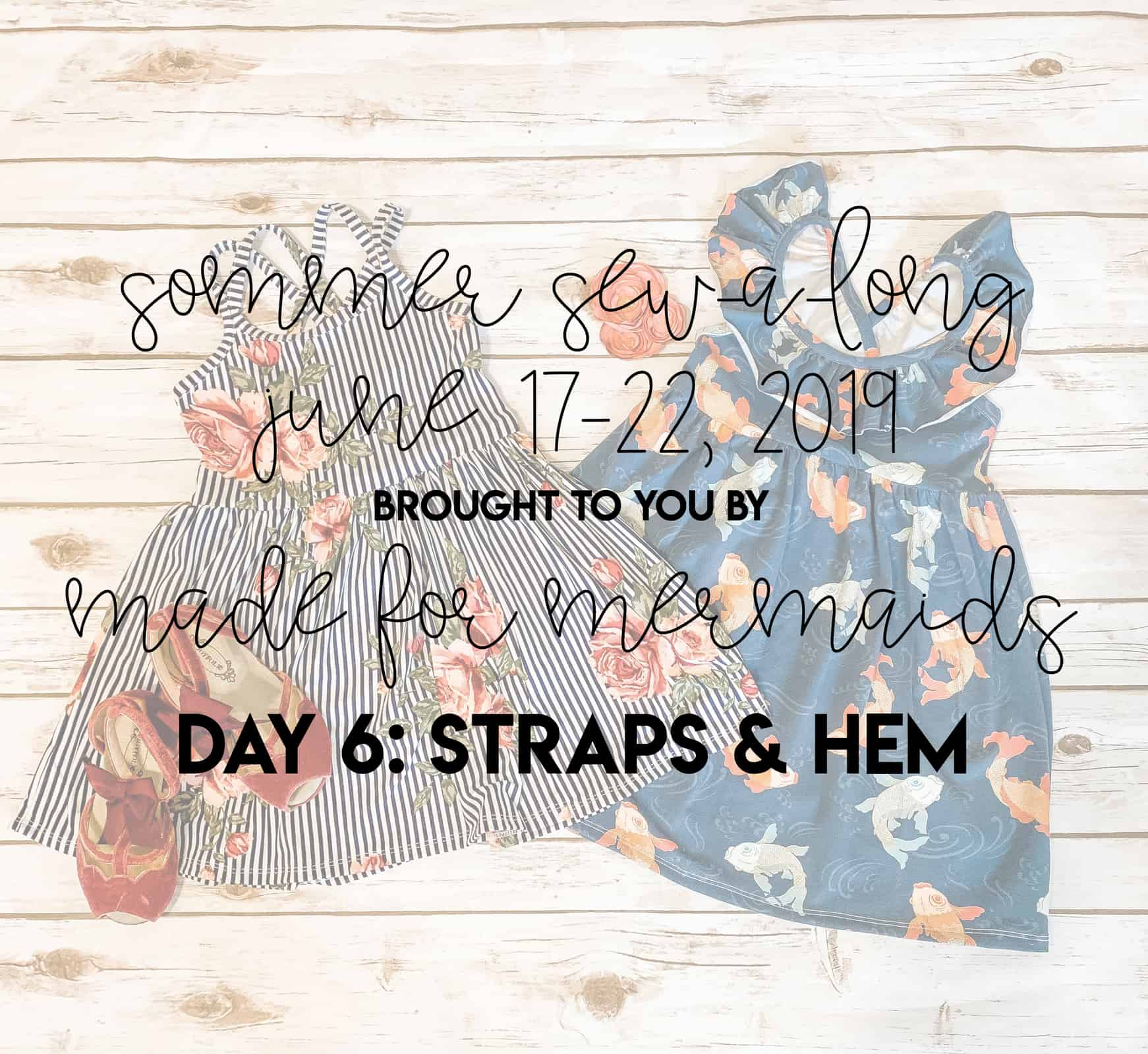 Sommer Sew-a-long: Day 6