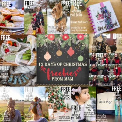 12 Days of Christmas Freebies 2019 Round Up