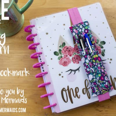 Day 5 – Planner Bookmark