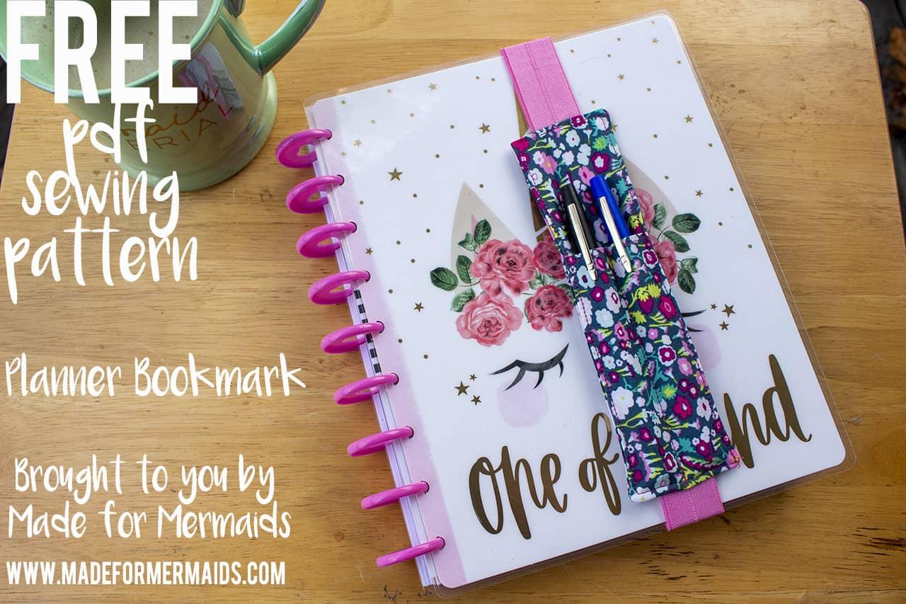 Planner Bookmark