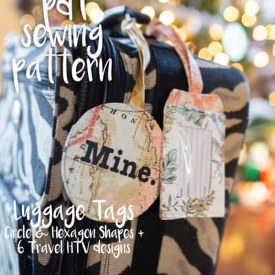 Day 8 – Luggage Tags
