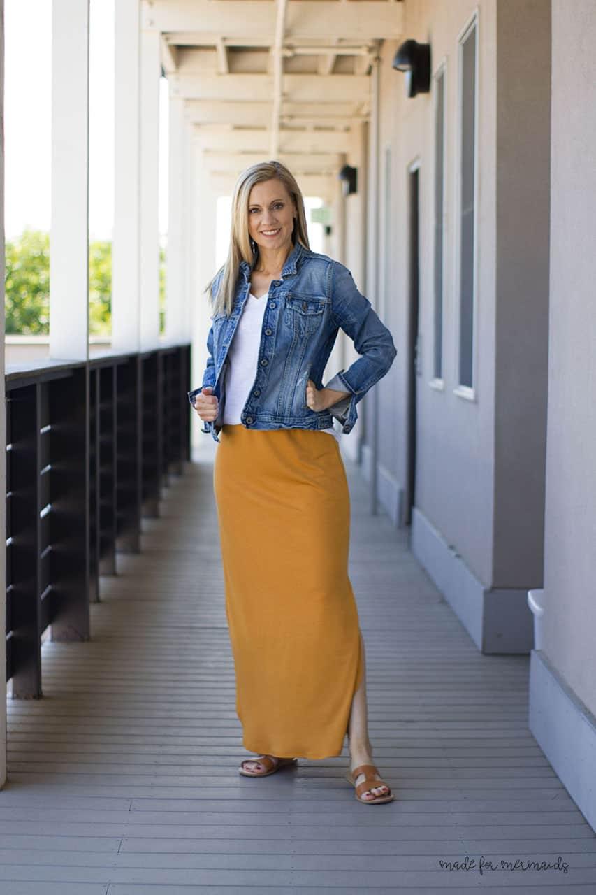 Sage Skirt Hack