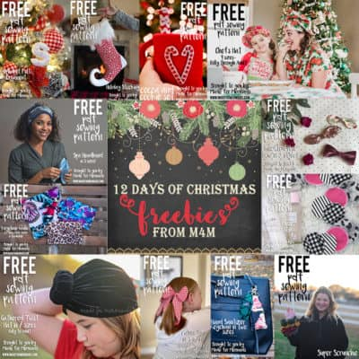 12 Days of Christmas Freebies 2020 Round Up