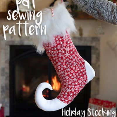 Day 4- Holiday Stocking
