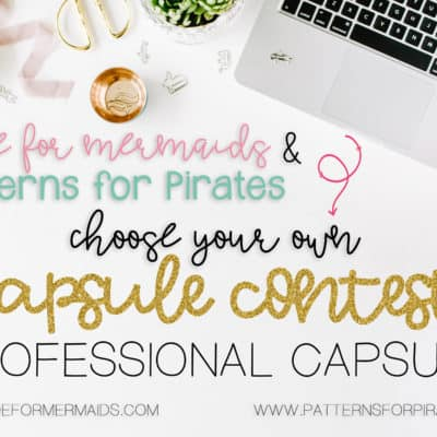 Choose Your Own Capsule – Professional Capsule