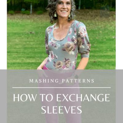 Pattern Mashing: Exchanging Sleeves
