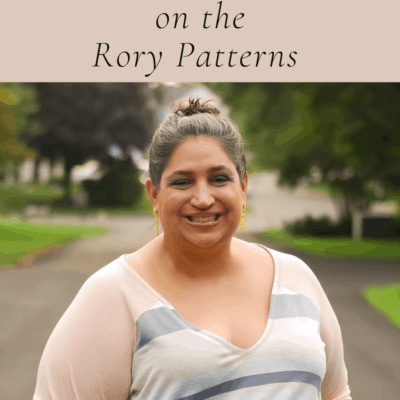 Pattern Hack: How to Omit the Hood on the Rory Patterns